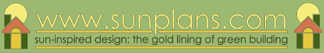 sunplans logo green gold lining_100dpi