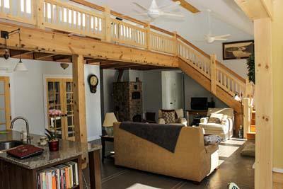RISE-greatroom loft